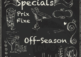 Off Season Aspen Restaurant Specials (Fall 2016)